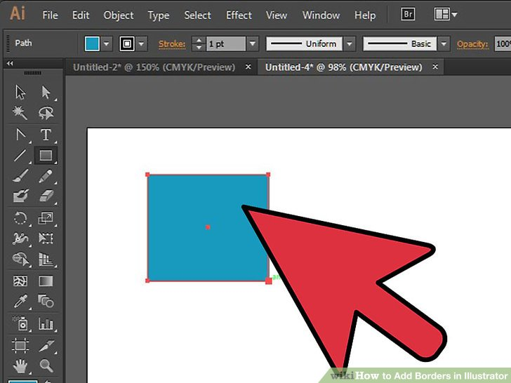 how to change the document size in illustrator