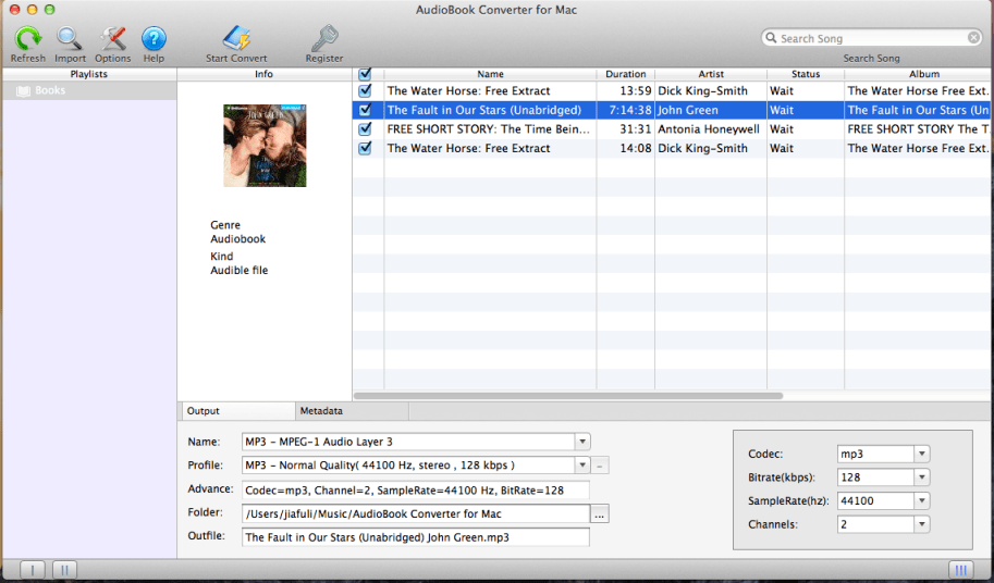 how to convert mp3 document to itunes mac