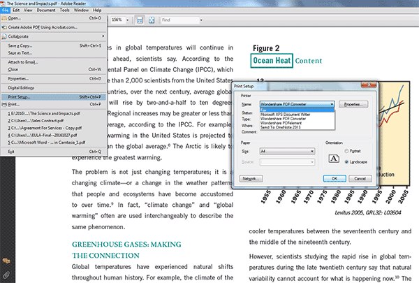 how to convert pdf to word document using adobe