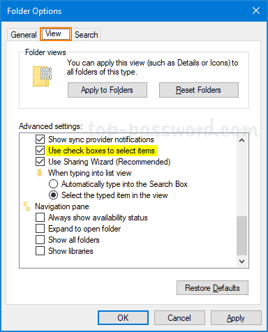 how to delete checkboxes in a document