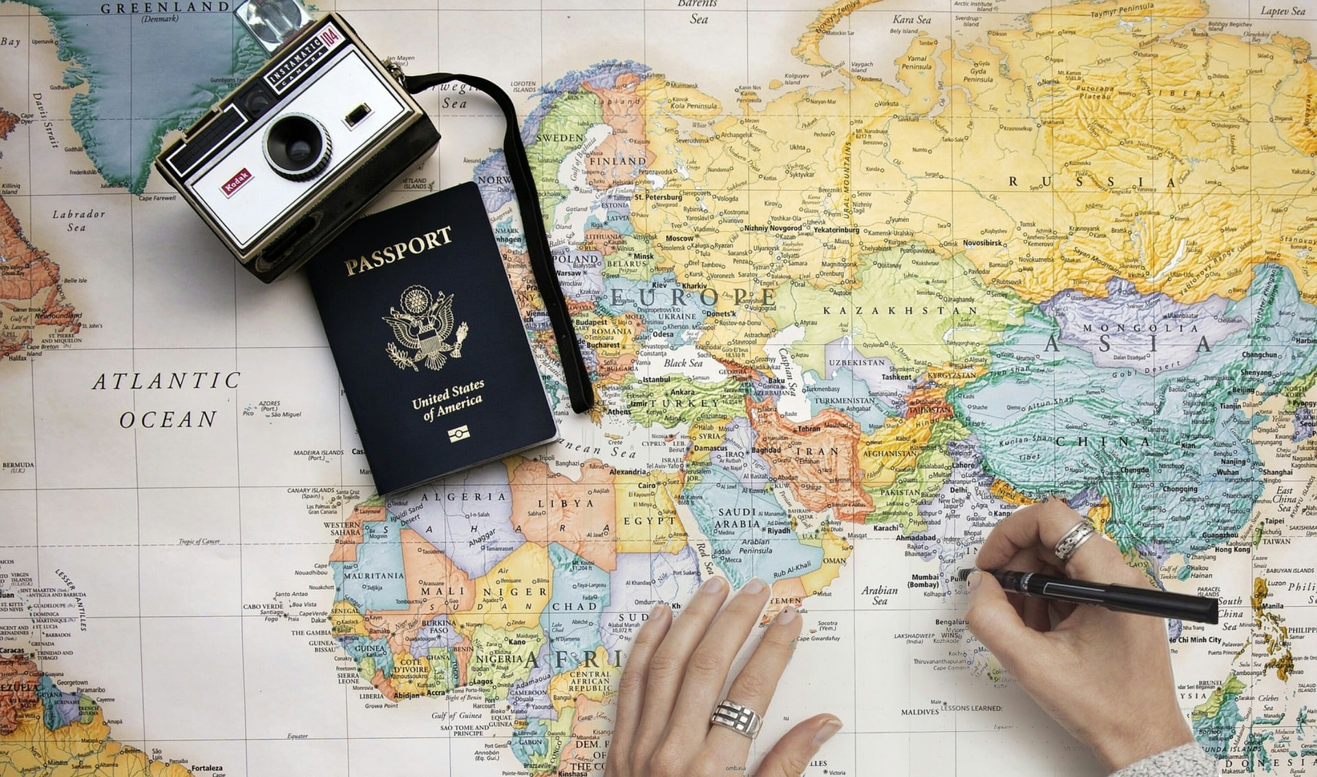 how to get travel document