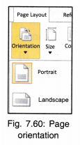 how to insert landscape page in portrait document word 2010