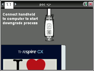 how to read word pdf document in ti nspire cx