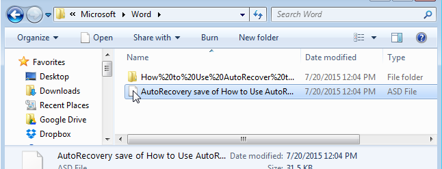 how to recover word document mac 2015