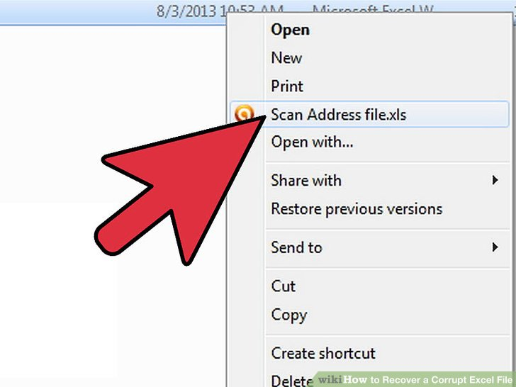 how to restore word document from tmp file