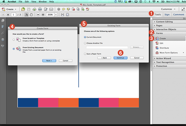 how to save an indesign document as a pdf