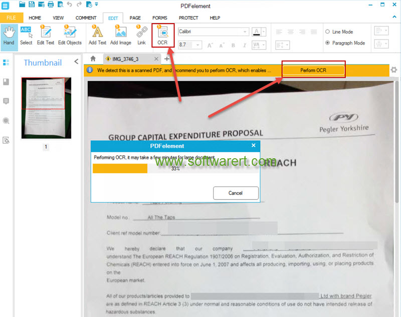 how to save scanned document on mac