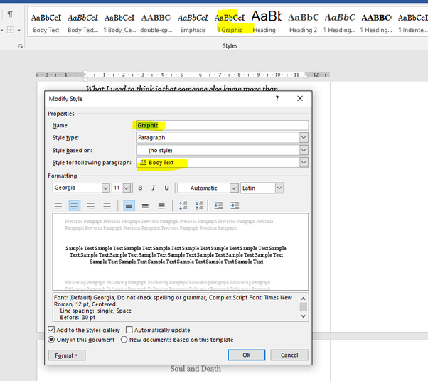 how to select all in word document