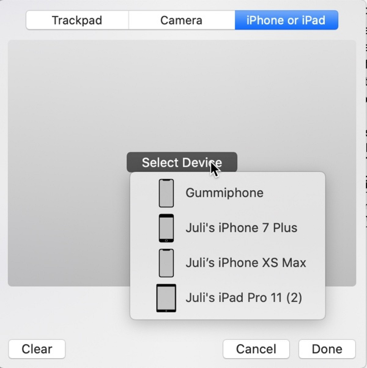 how to sign a word document on iphone