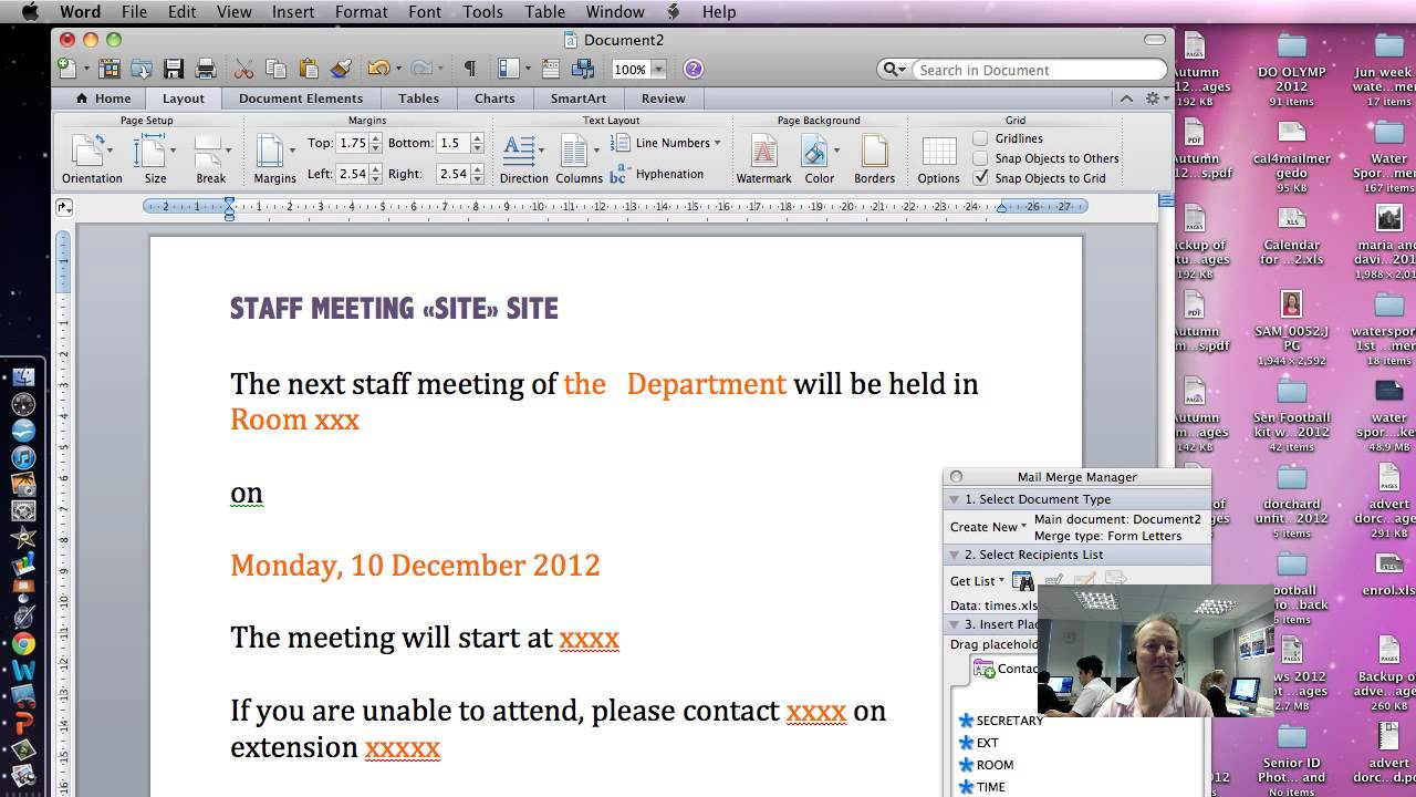 how to sign in word document mac