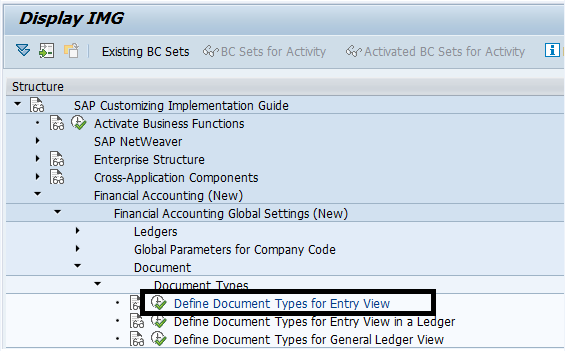 how to type statement in a stst document