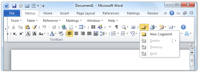 how to view previous versions of a word document