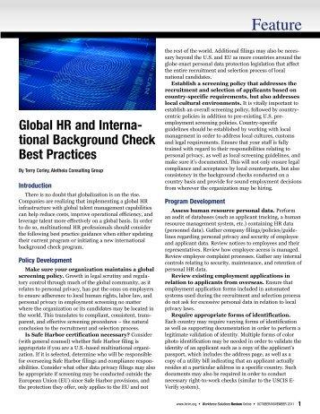 hr documentation best practices