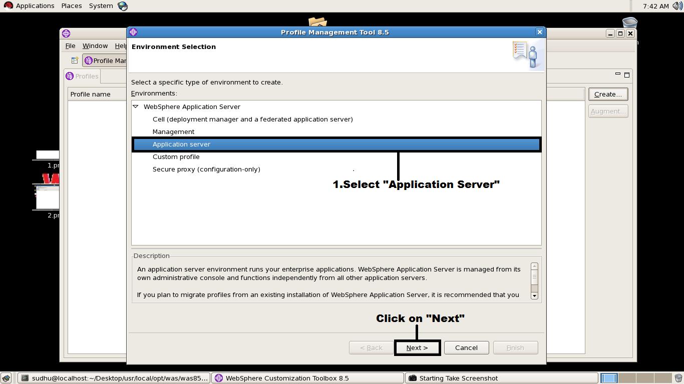 ibm websphere 8 documentation