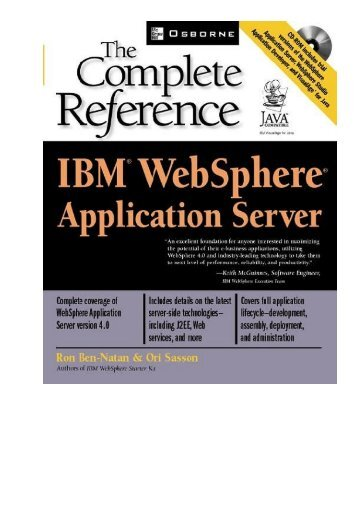 ibm websphere documentation pdf