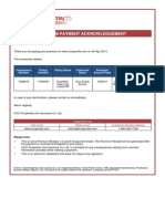 icici prudential policy document online