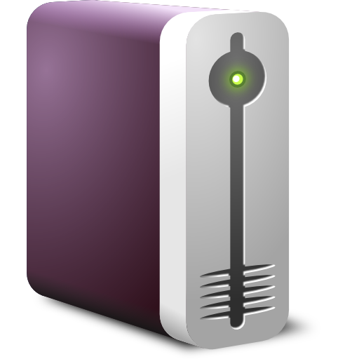icon for intenral hard drive is document mac