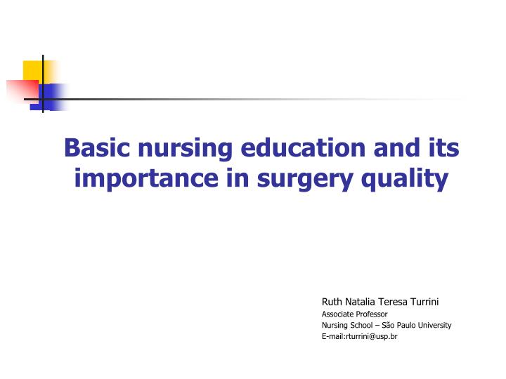 importance of documentation in nursing ppt