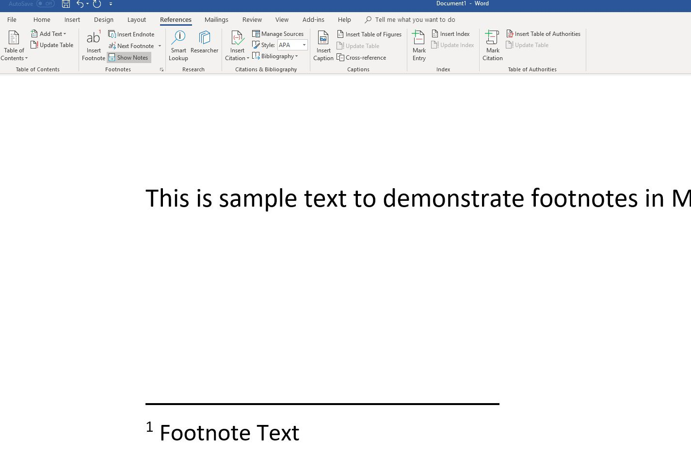 insert draft in word document