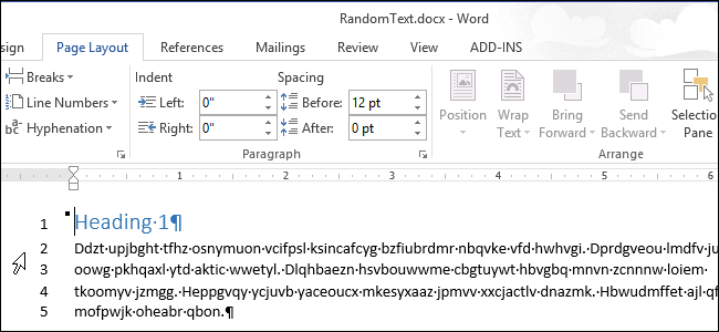 insert pdf document in word