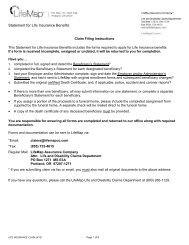insurance company withholding contract document tpd