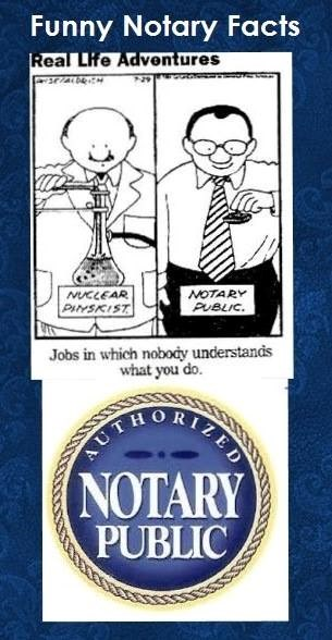 is a notarized document legally binding in texas