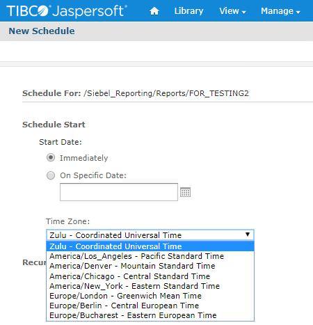 jaspersoft 6.4 documentation