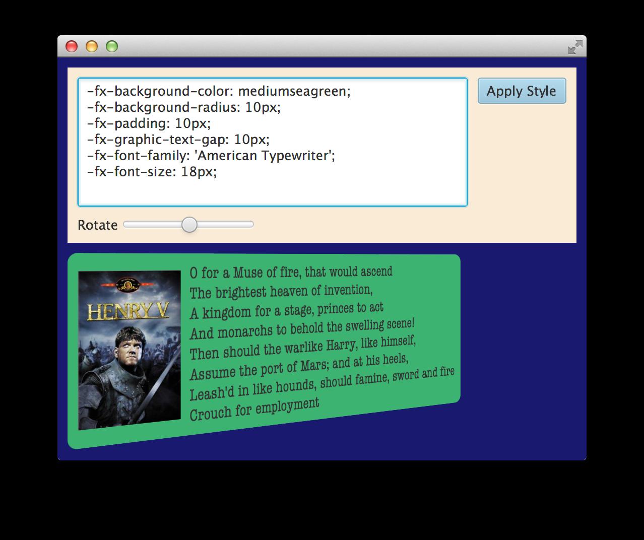 javafx 8 css documentation