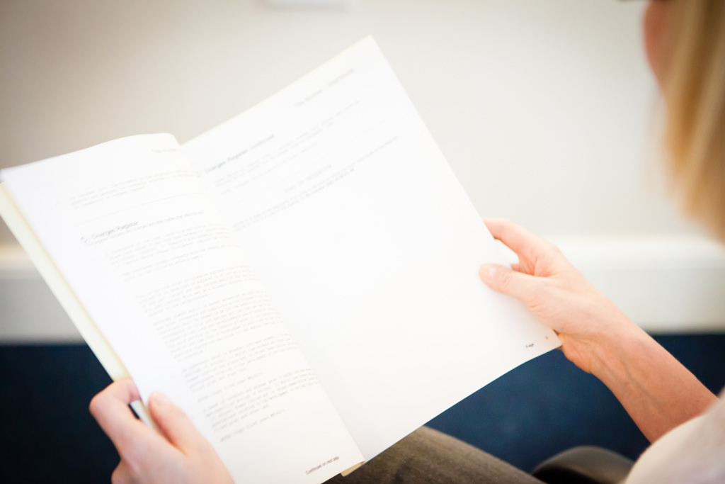 lasting power of attorney document
