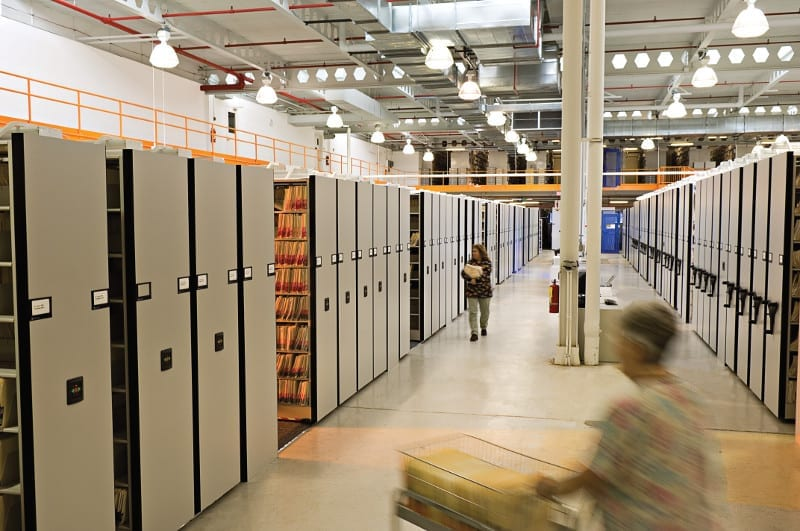 maintain documentation systems and records easily accessible