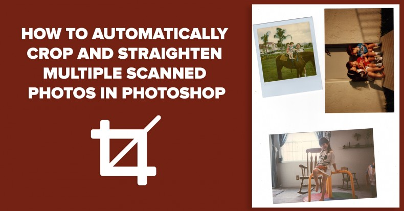 make document look scanned photoshop