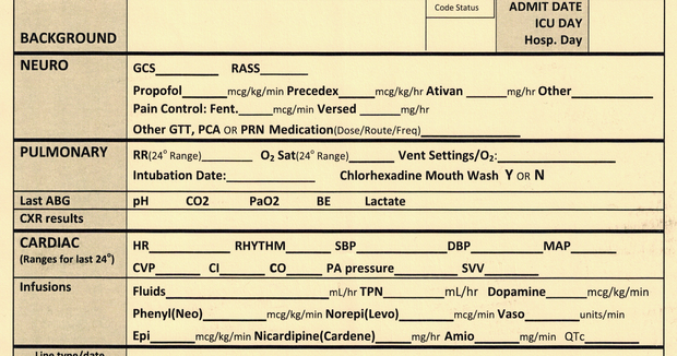 medication documentation by nurse