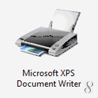 microsoft xps document writer extension history