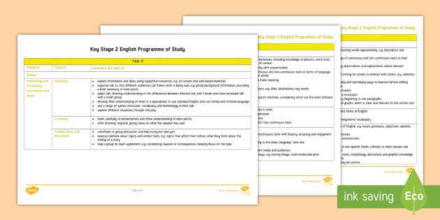 national curriculum document ks2 wales