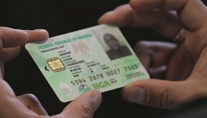 national identity card vs national identity document
