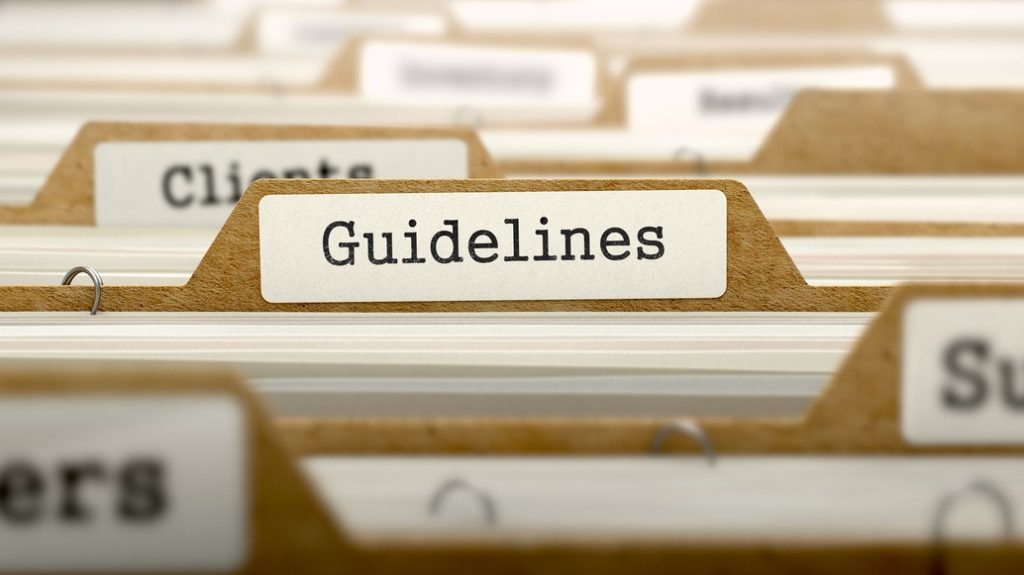 nursing home documentation guidelines