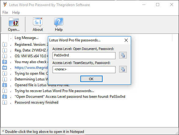 open document recovery in word 2002