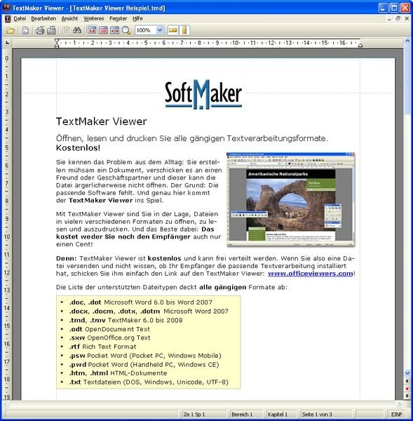 open source document viewer for websites
