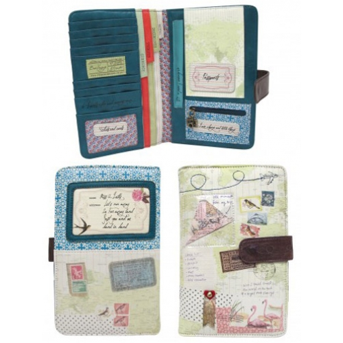 passport and travel document wallet