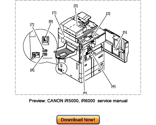 pdf document will not print canon 7560