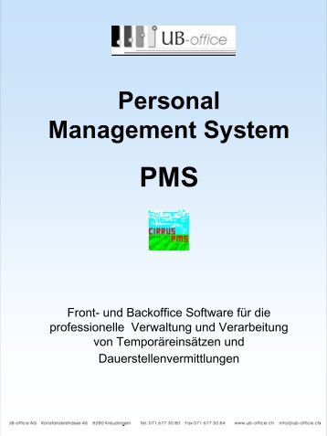 personal document management software comparison