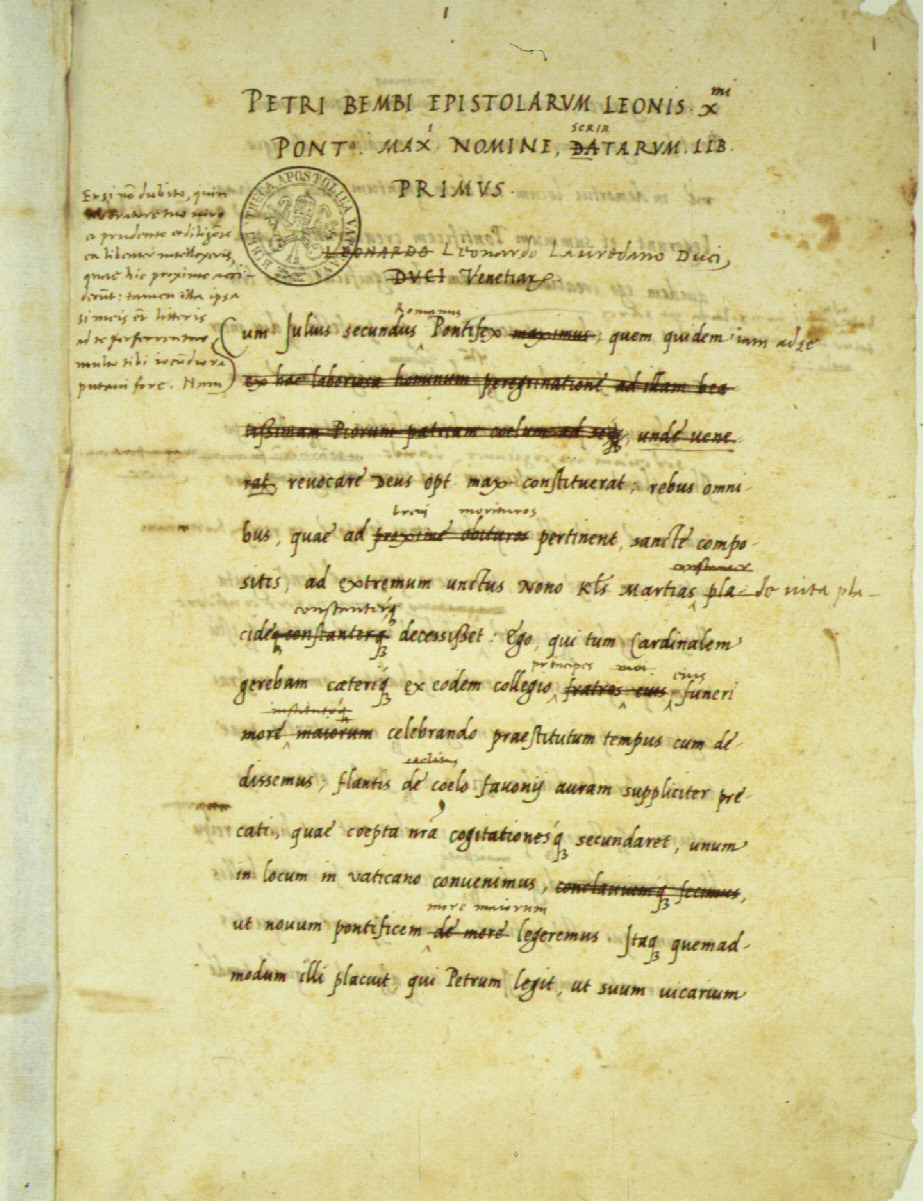 primary source in the renaissance document