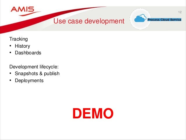 process cloud service documentation