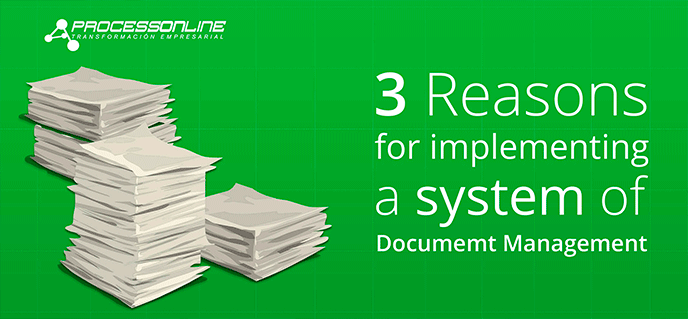 reasons for maintaining good document control