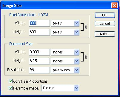 reduce size of word document