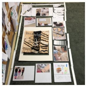 reggio emilia approach documentation panels