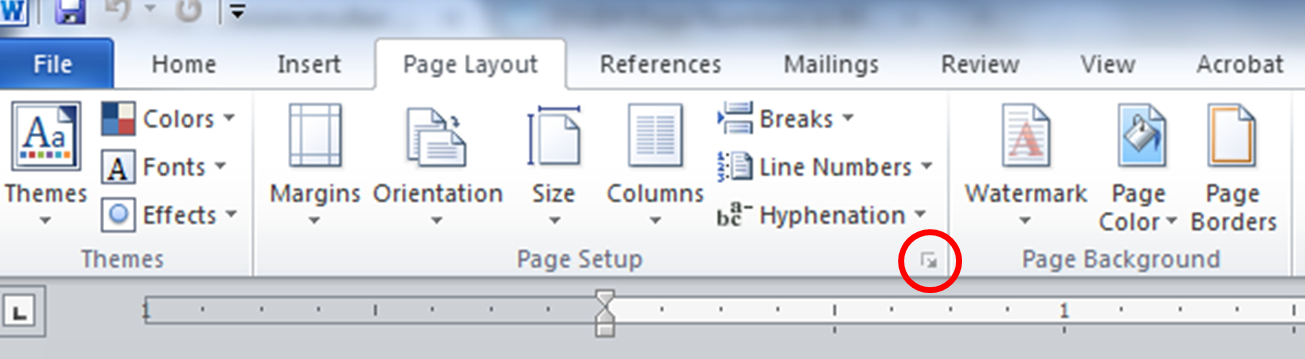 remove all headers and footers from word document