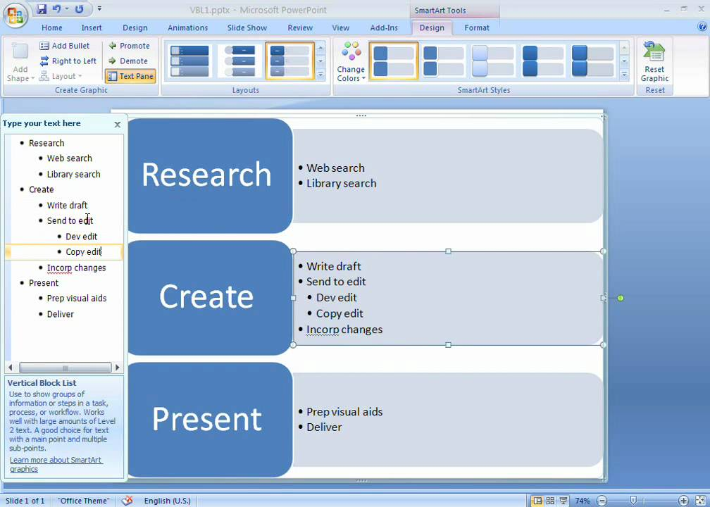 remove search list from microsoft word document