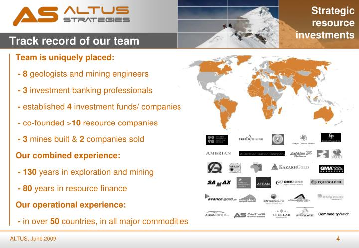 seed finance document australia exploration