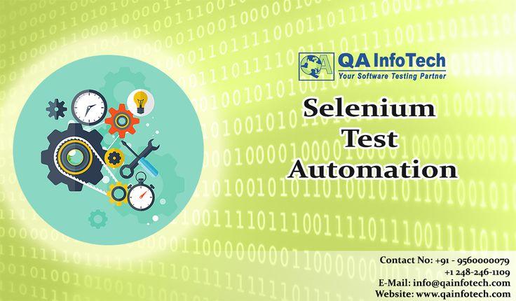 selenium automation framework design document